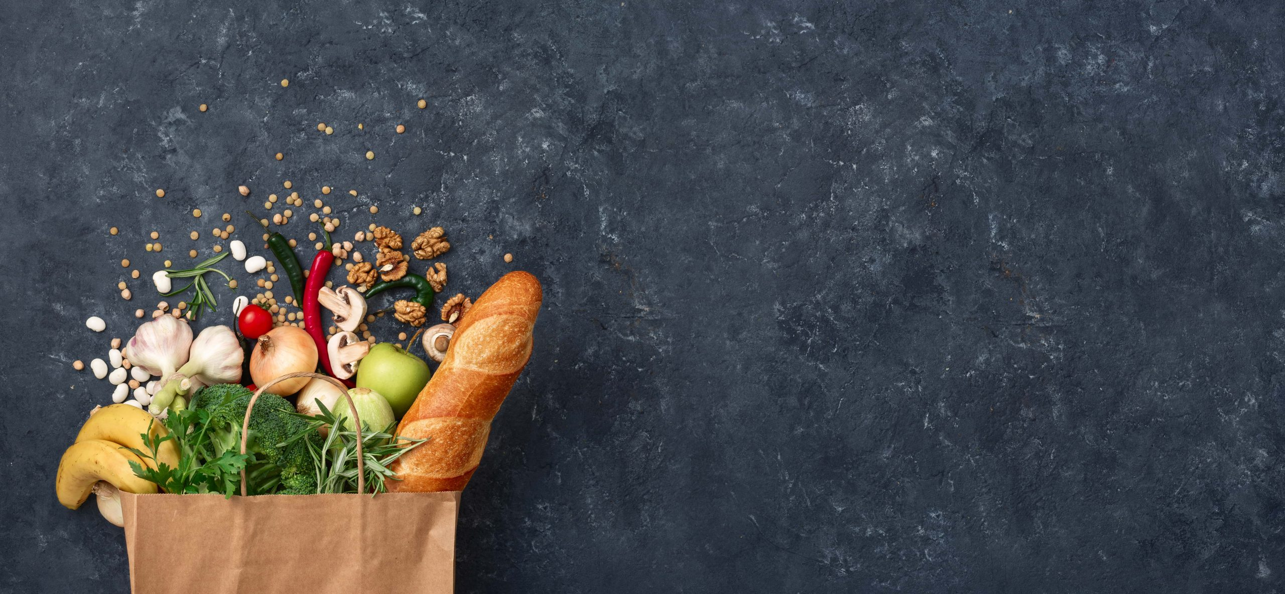 Poste pour produits alimentaires